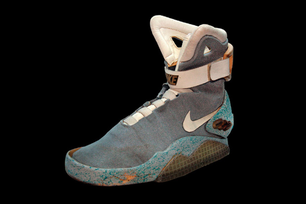 sports shoes 66d06 0f59d Ever wondered what happened the Nike Air Mag sported by Marty McFly in Back  to the Future II  Ever wanted ...