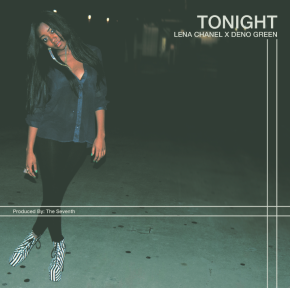 lena chanel - tonight cover art